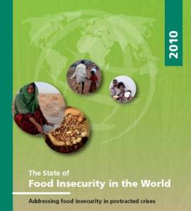 Food and Agriculture Organization (FAO), State of Food Insecurity (SOFI) 2010
